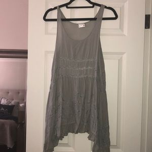 Free people intimately dress size small in blue